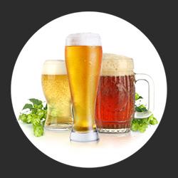Пиво бутылочное & разливное